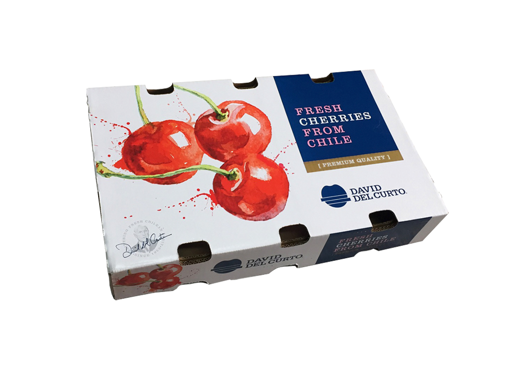 Cerezas · Productos